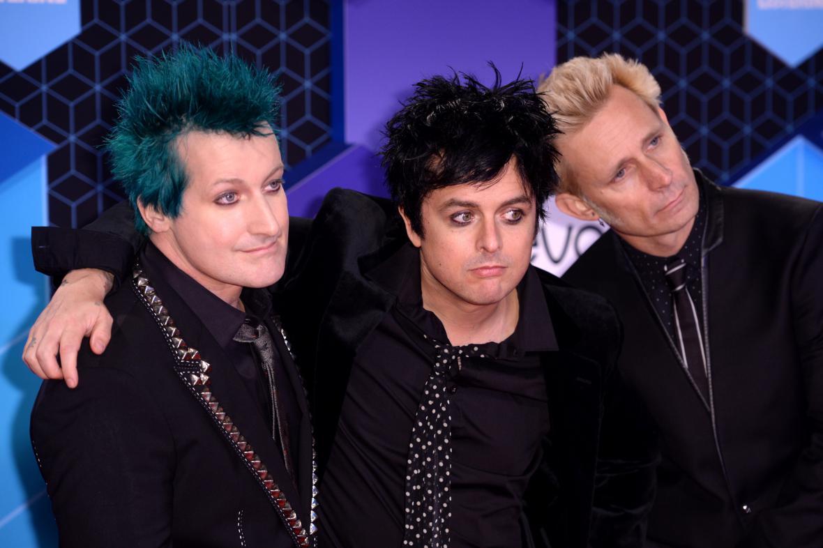 Kapela Green Day
