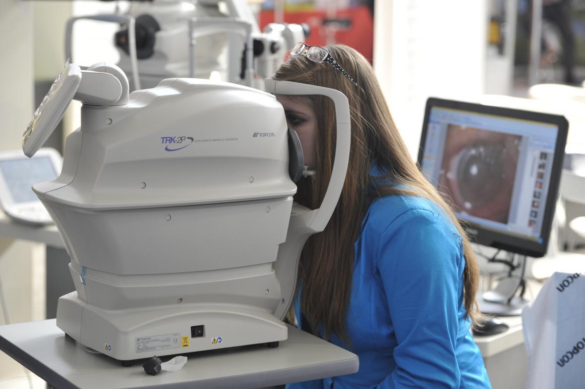 Prohlídky u očního lékaře by měly být pravidelné