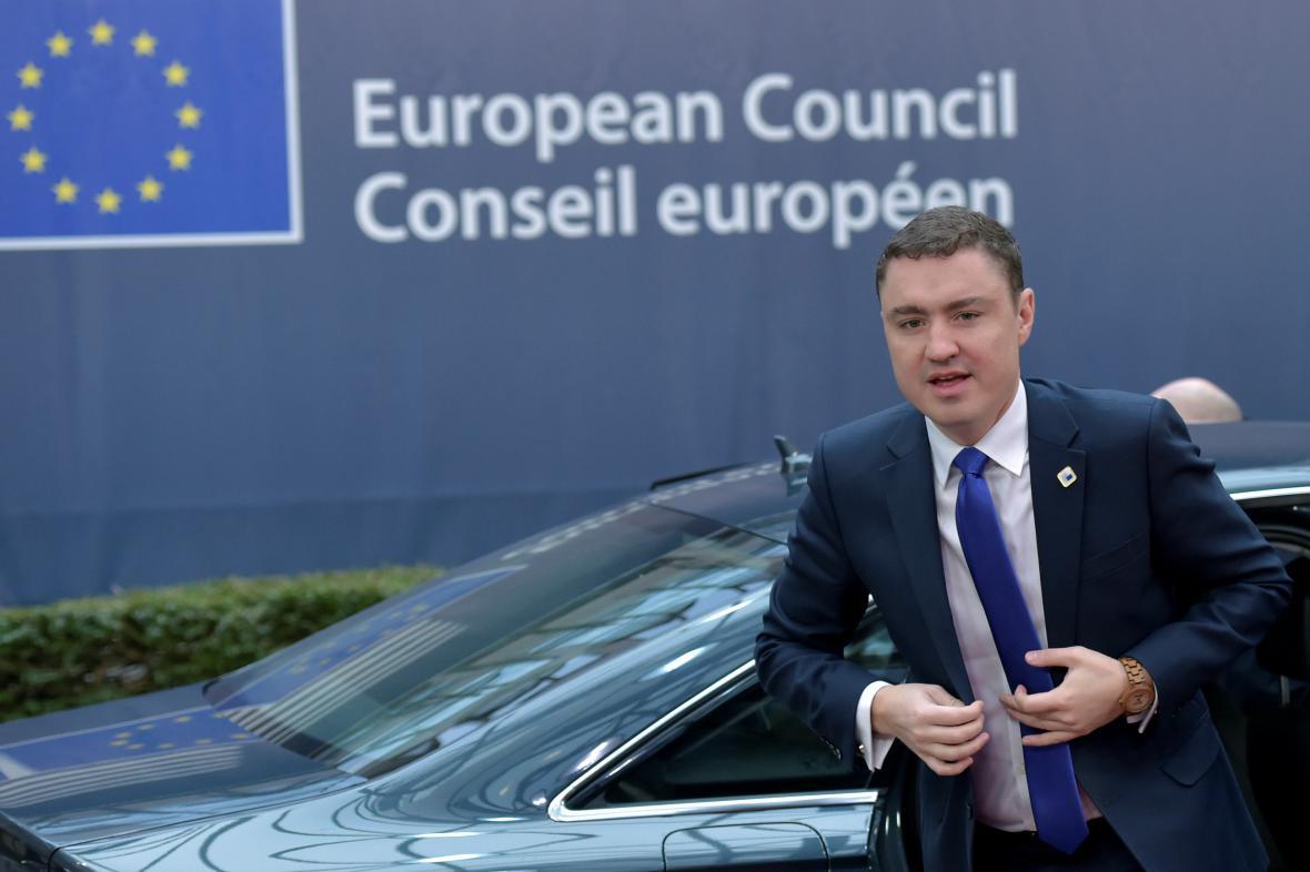 Taavi Roivas, estonský premiér