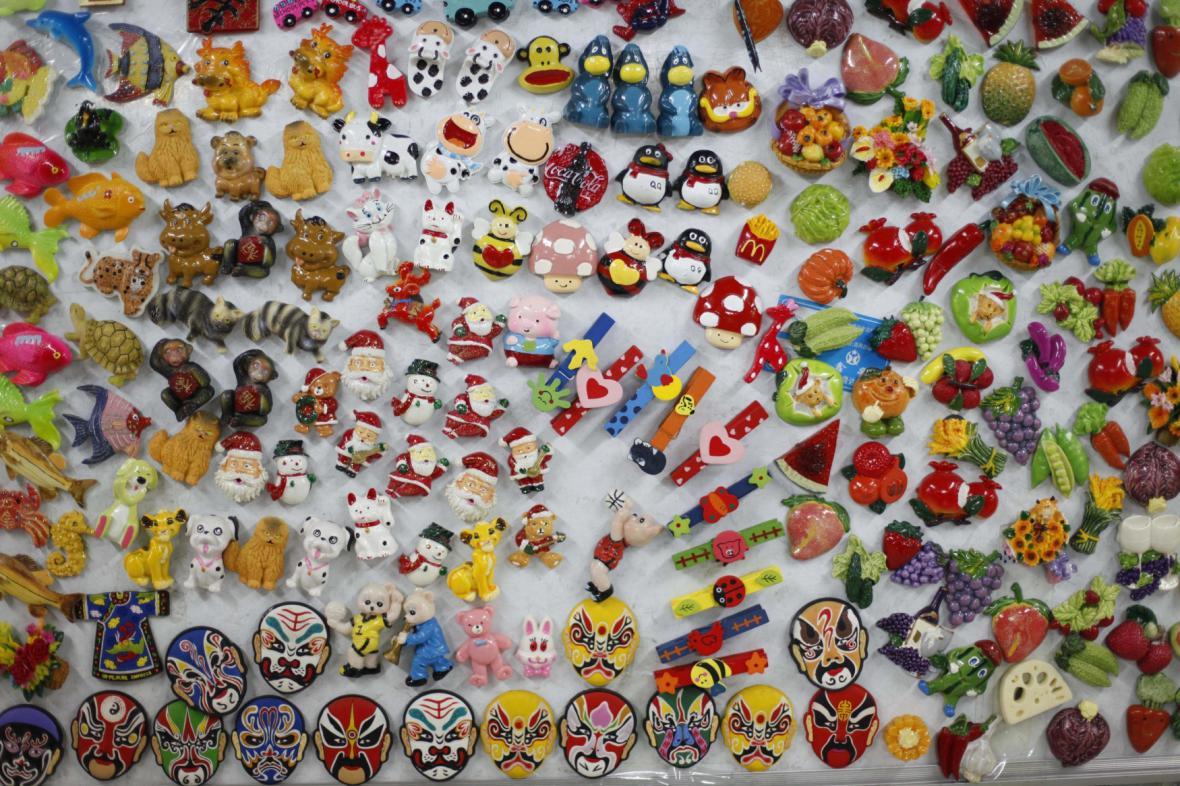 Čínské výrobky
