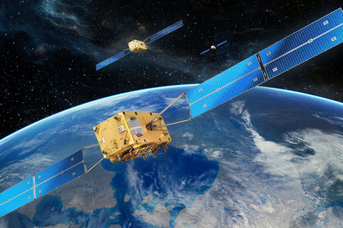 Satelitní síť