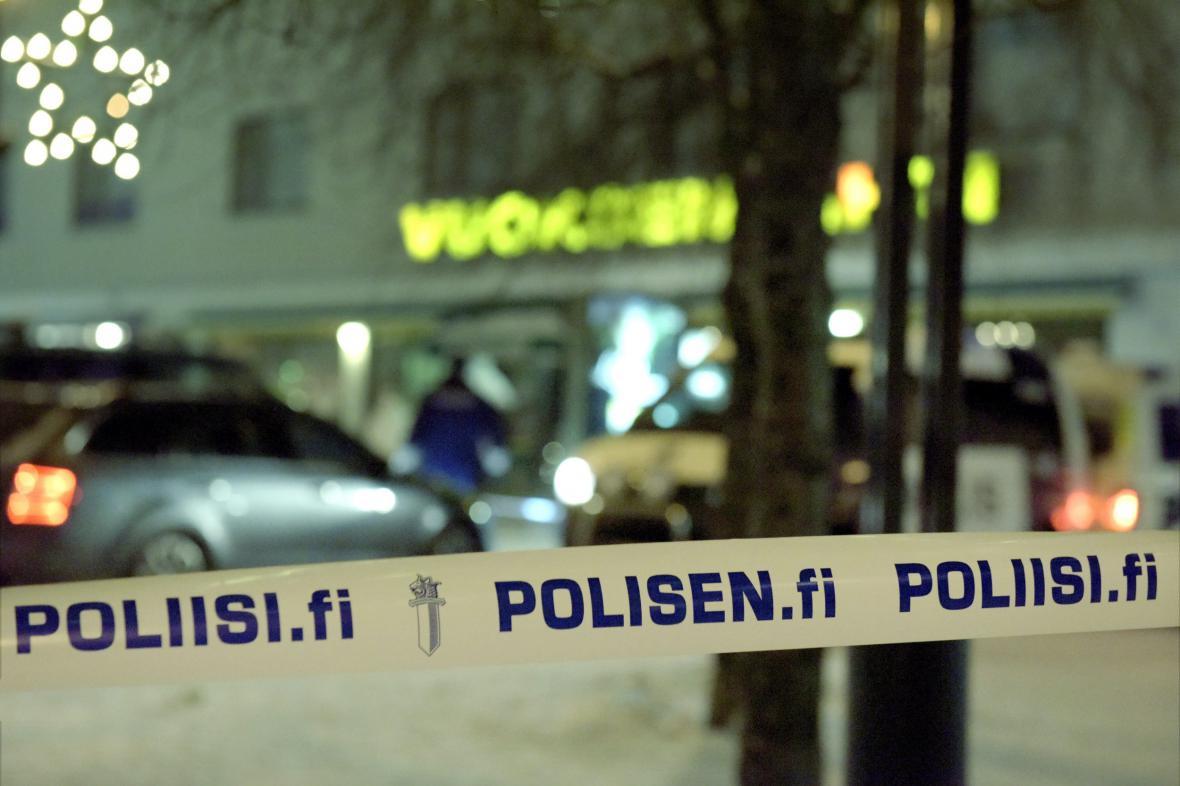 Střelba ve finském městě Imatra