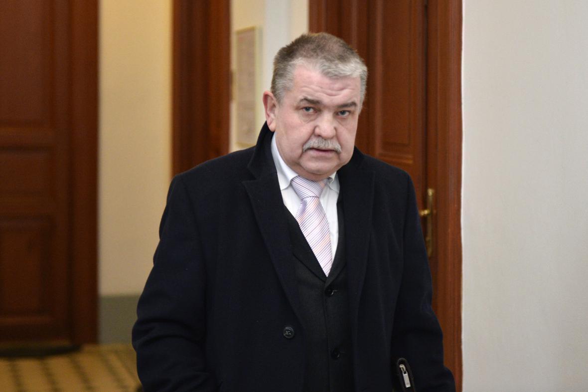 Bývalý místostarosta Mariánských Lázní Petr Horký