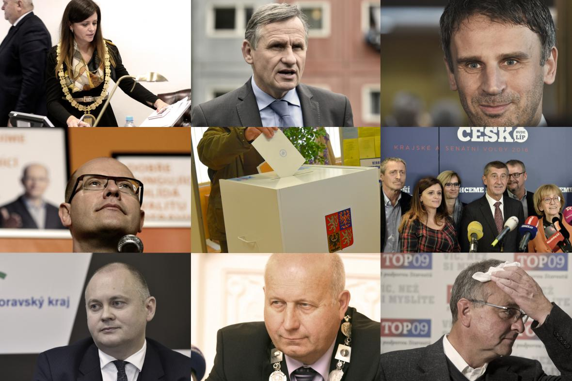 V roce 2016 se konaly krajské volby