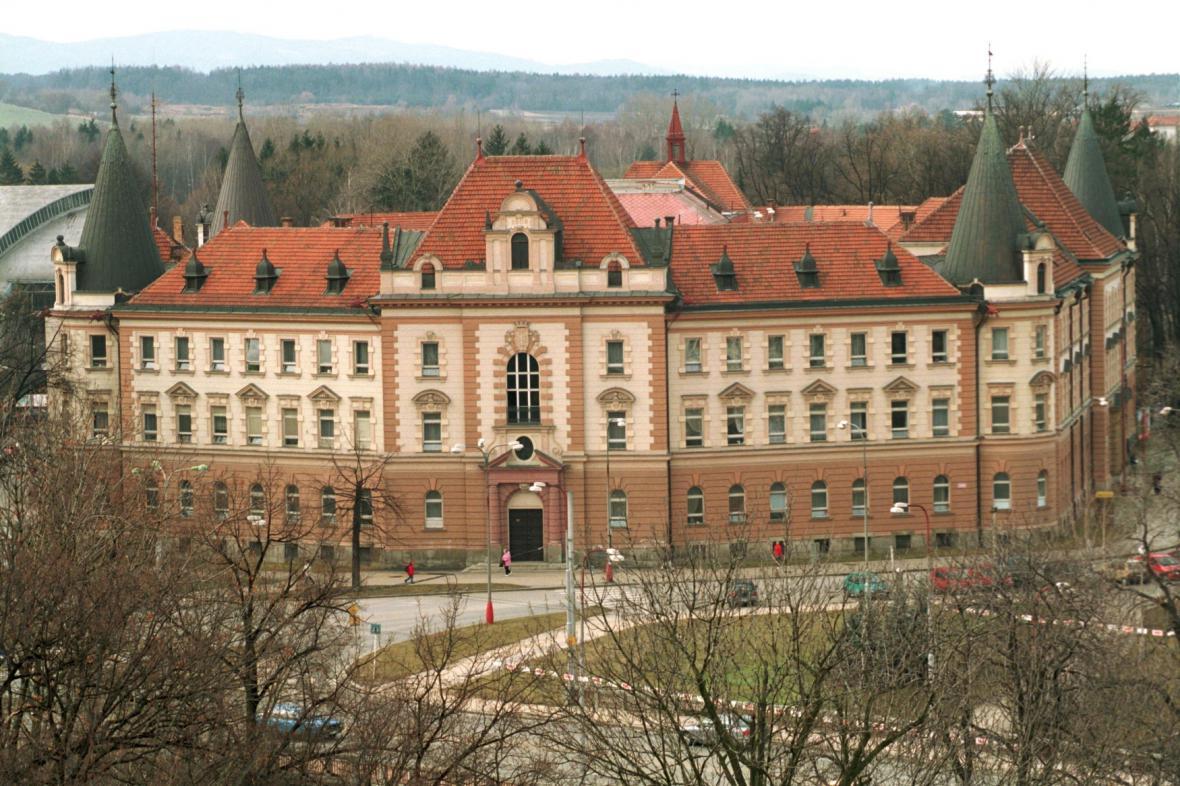 Krajský soud v Českých Budějovicích