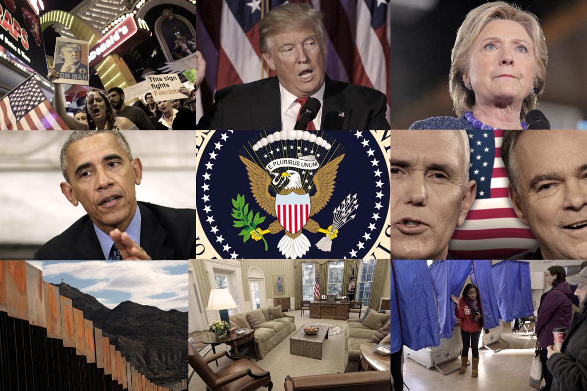 Rok amerických voleb