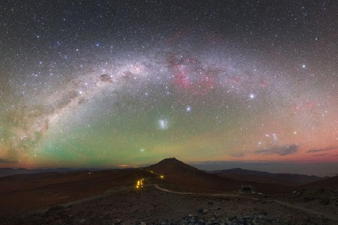 Astronomická observatoř ESO, Paranal