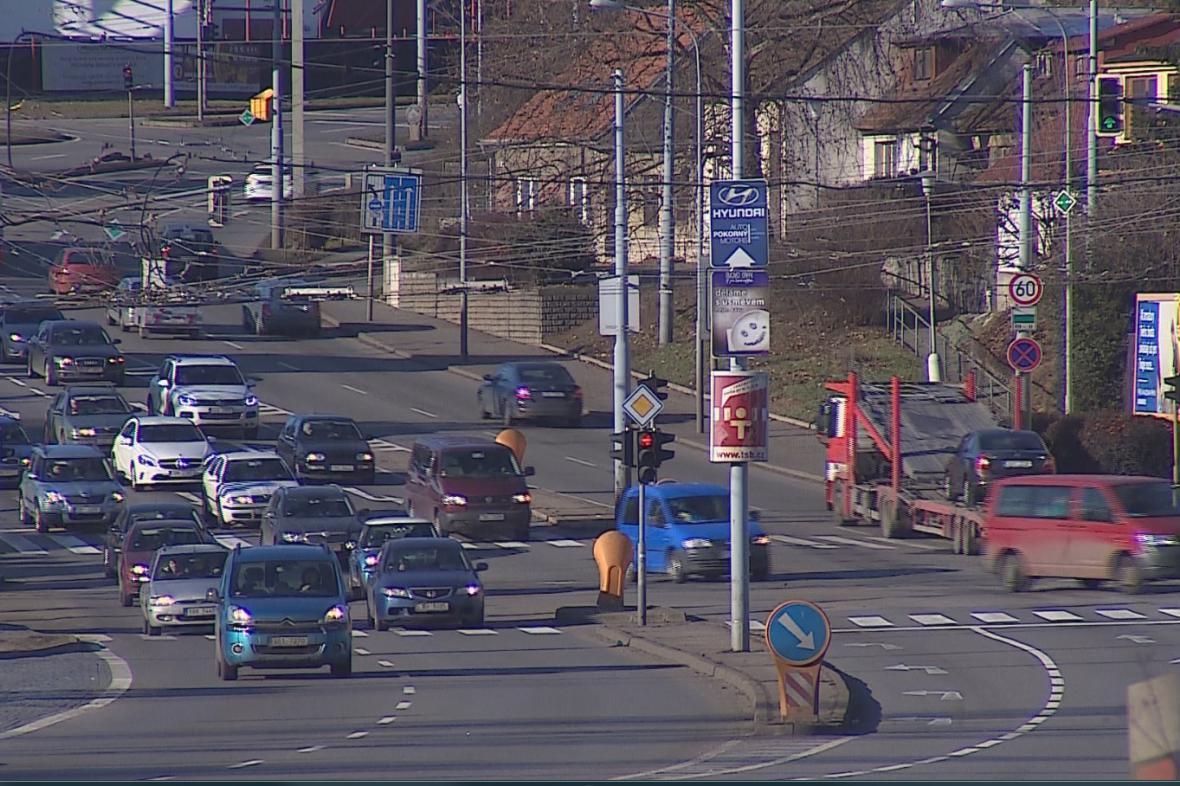 Velký městský okruh uleví centru Brna