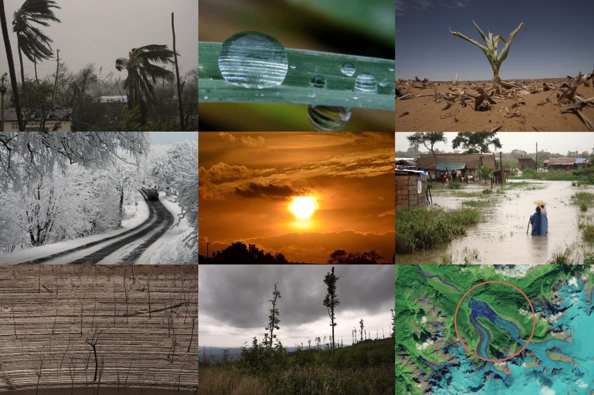 Nejteplejší rok 2016
