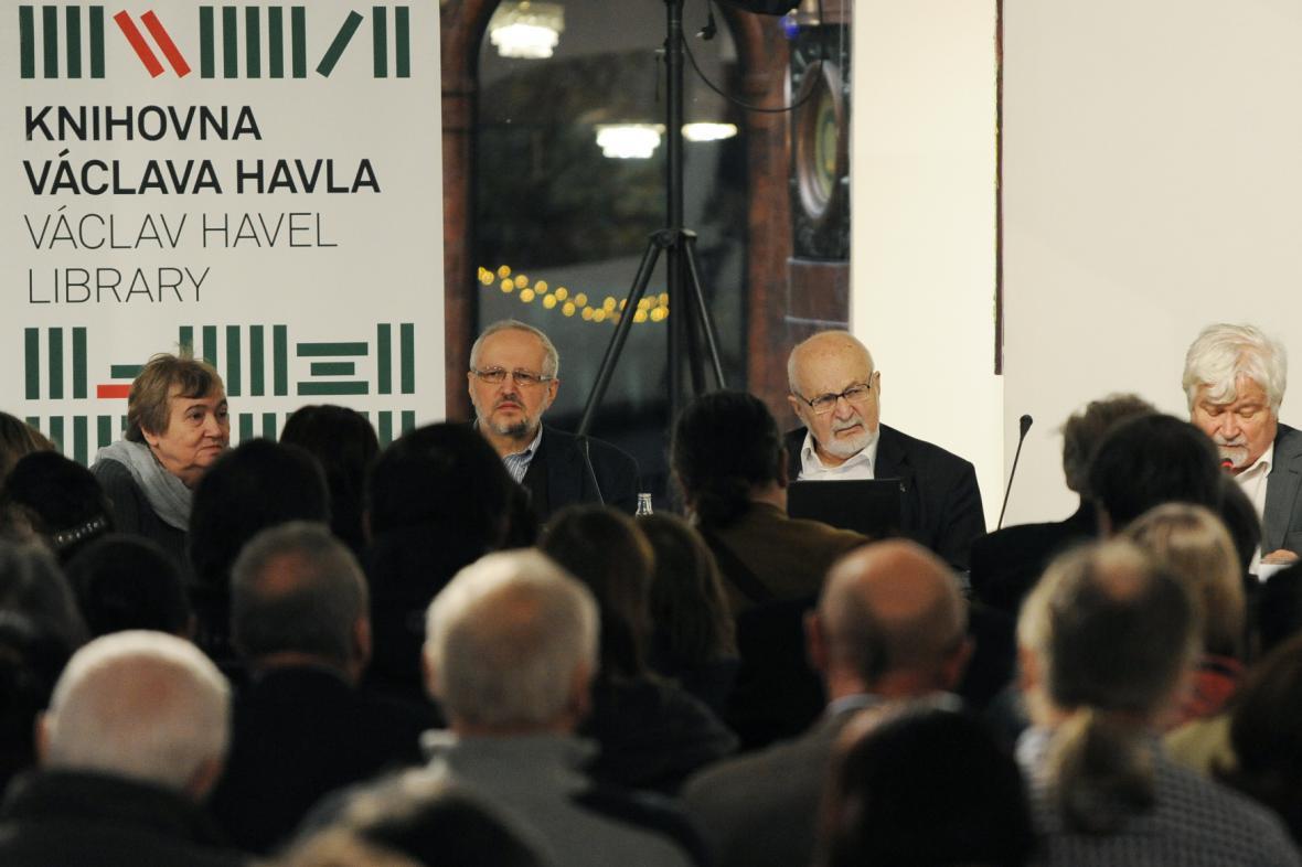 Konference ke 40 letům Charty 77