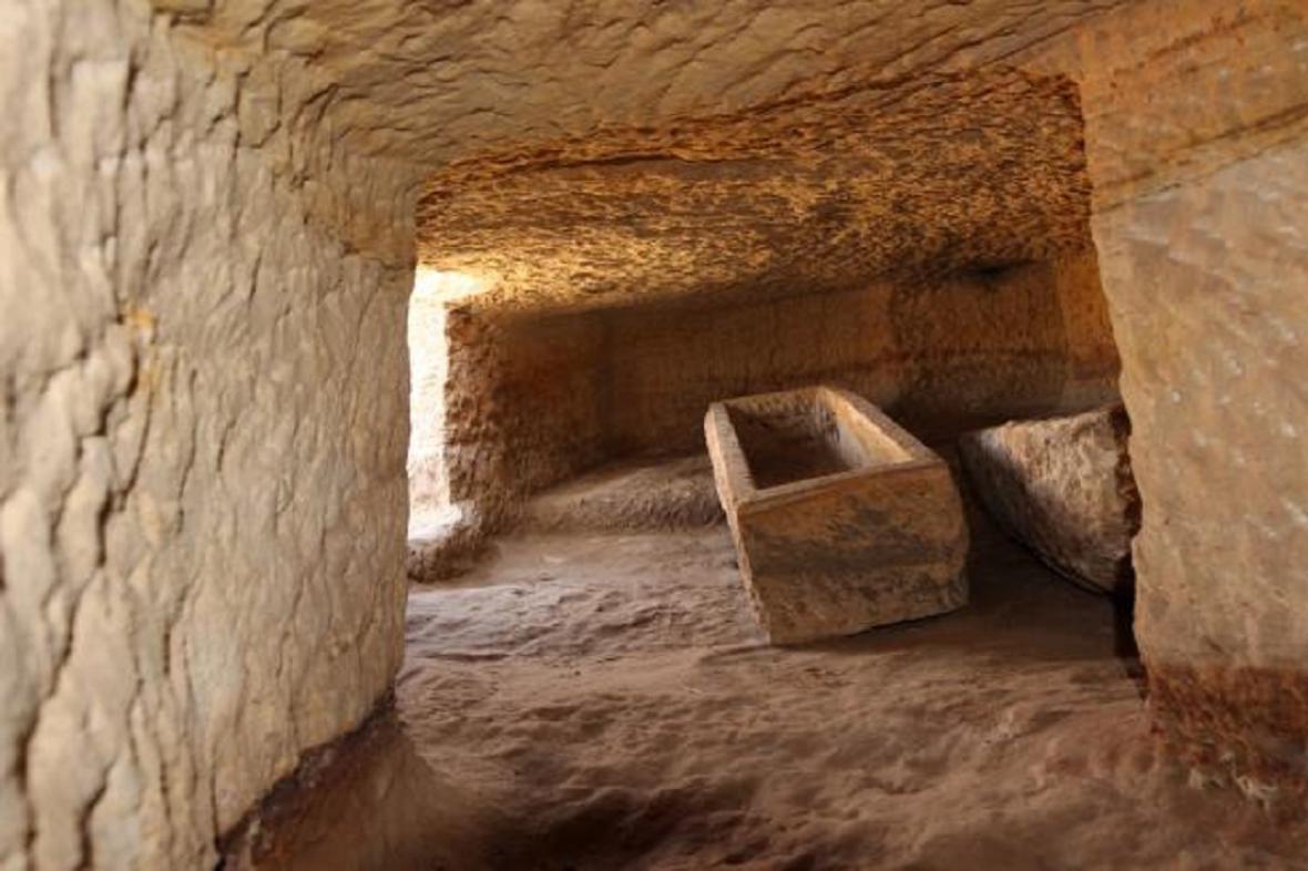 Nové nálezy v Gebel el Sisila