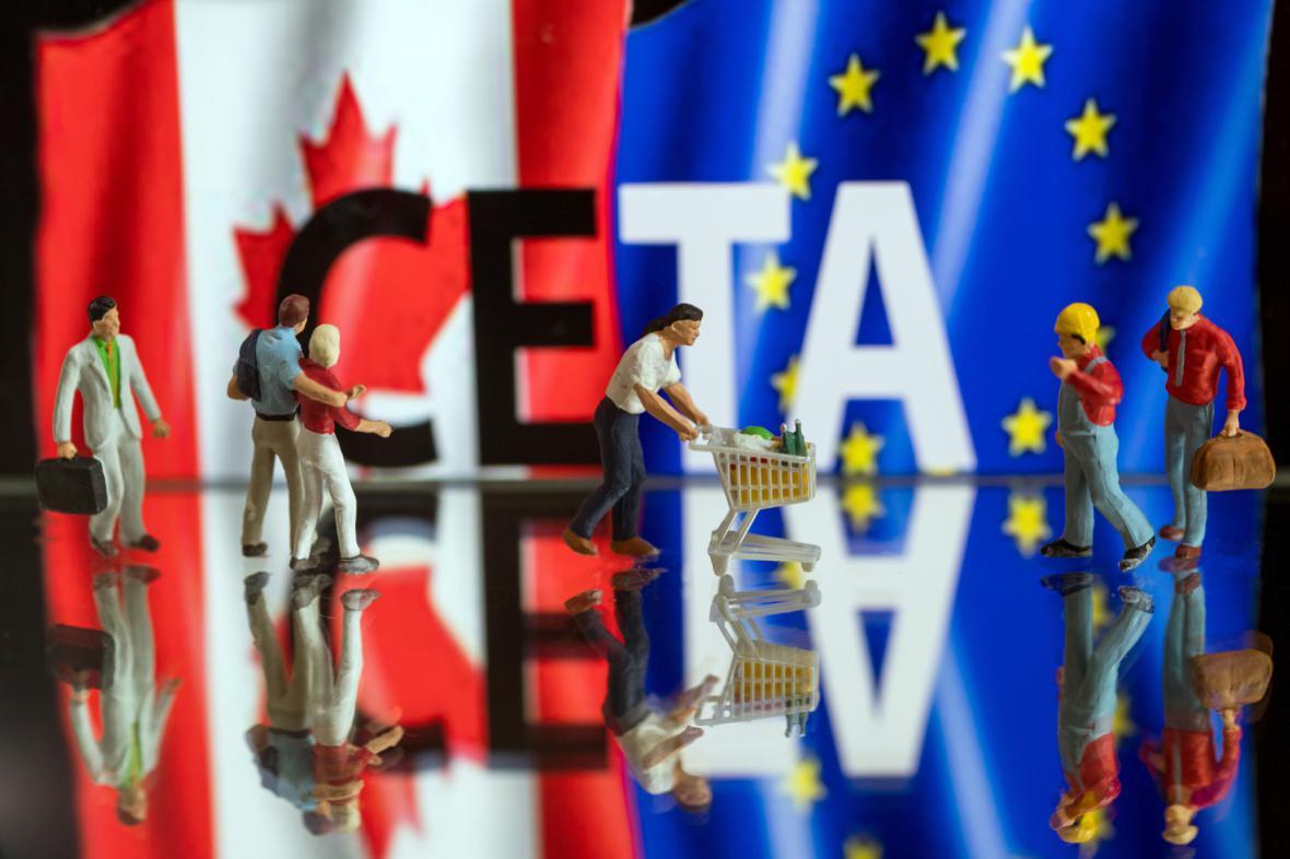 Obchodní dohoda CETA