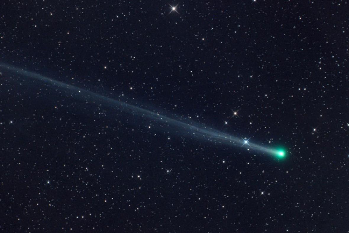 Kometa Honda-Mrkos-Pajdušáková 28. prosince 2016