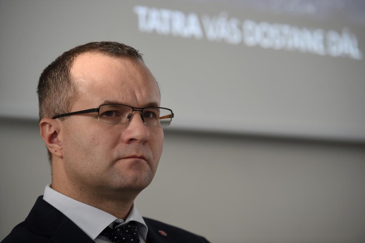 Nový generální ředitel Martin Bednarz