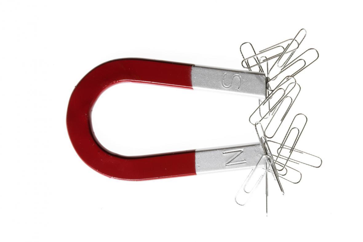 Magnet, ilustrační foto