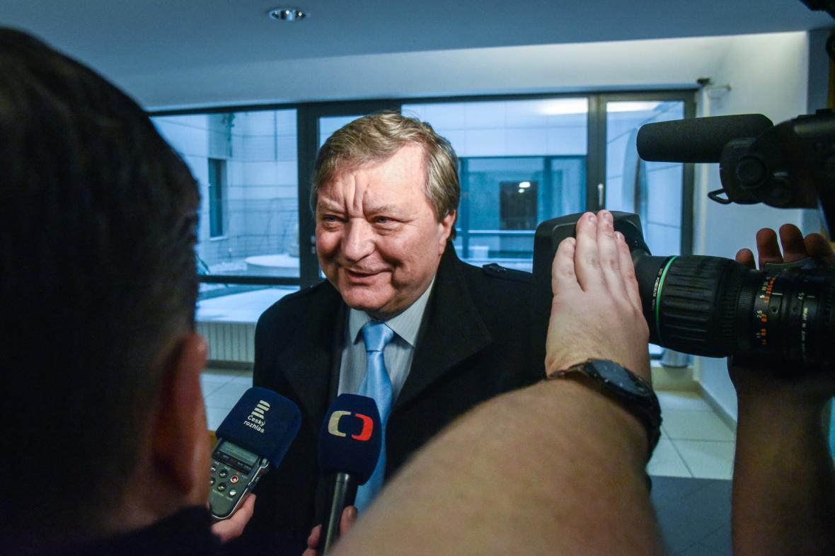 Bývalý starosta Ostravy-Jihu Karel Sibinský