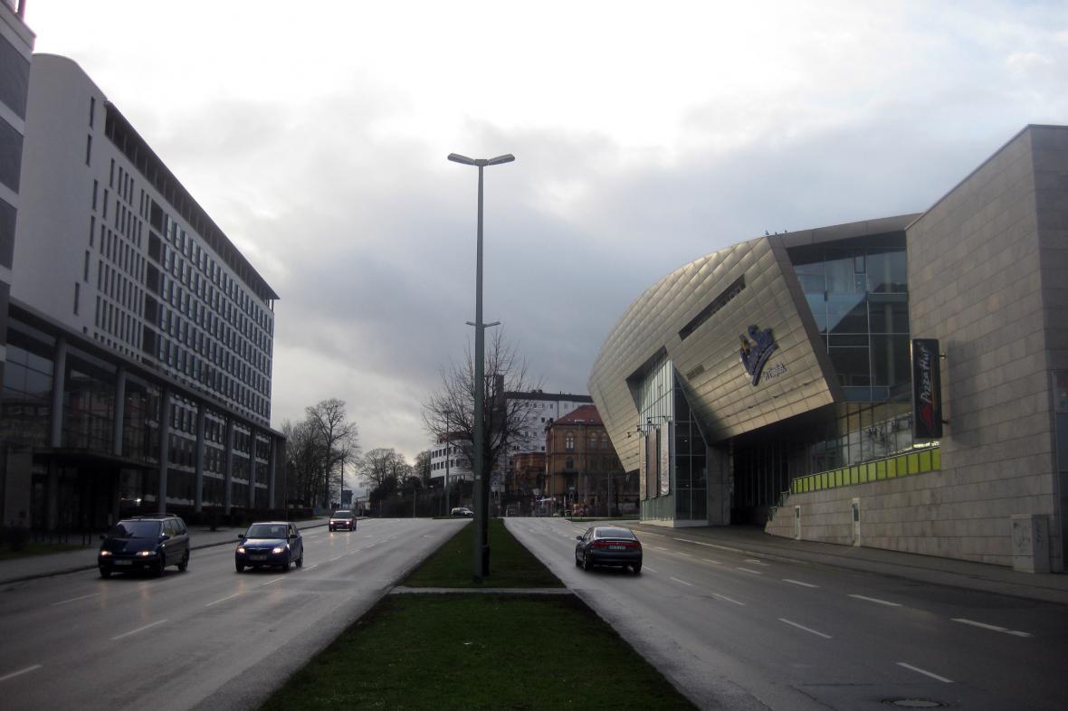 Německé město Kassel - ilustrační foto