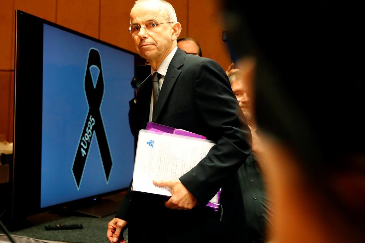 Günter Lubitz odmítá závěry vyšetřovatelů