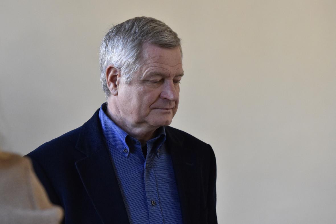 Miliardář Zdeněk Zemek starší