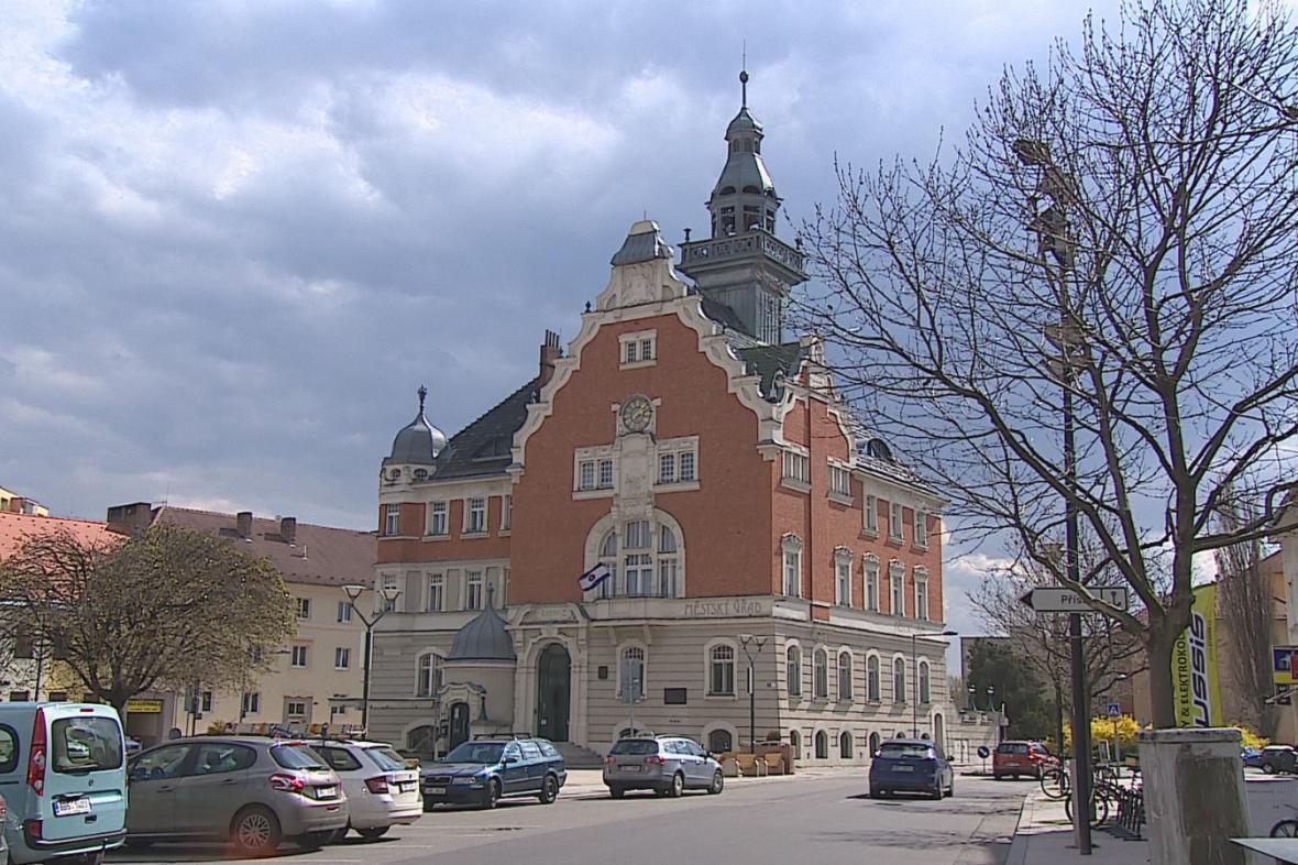 Radnice v Hodoníně