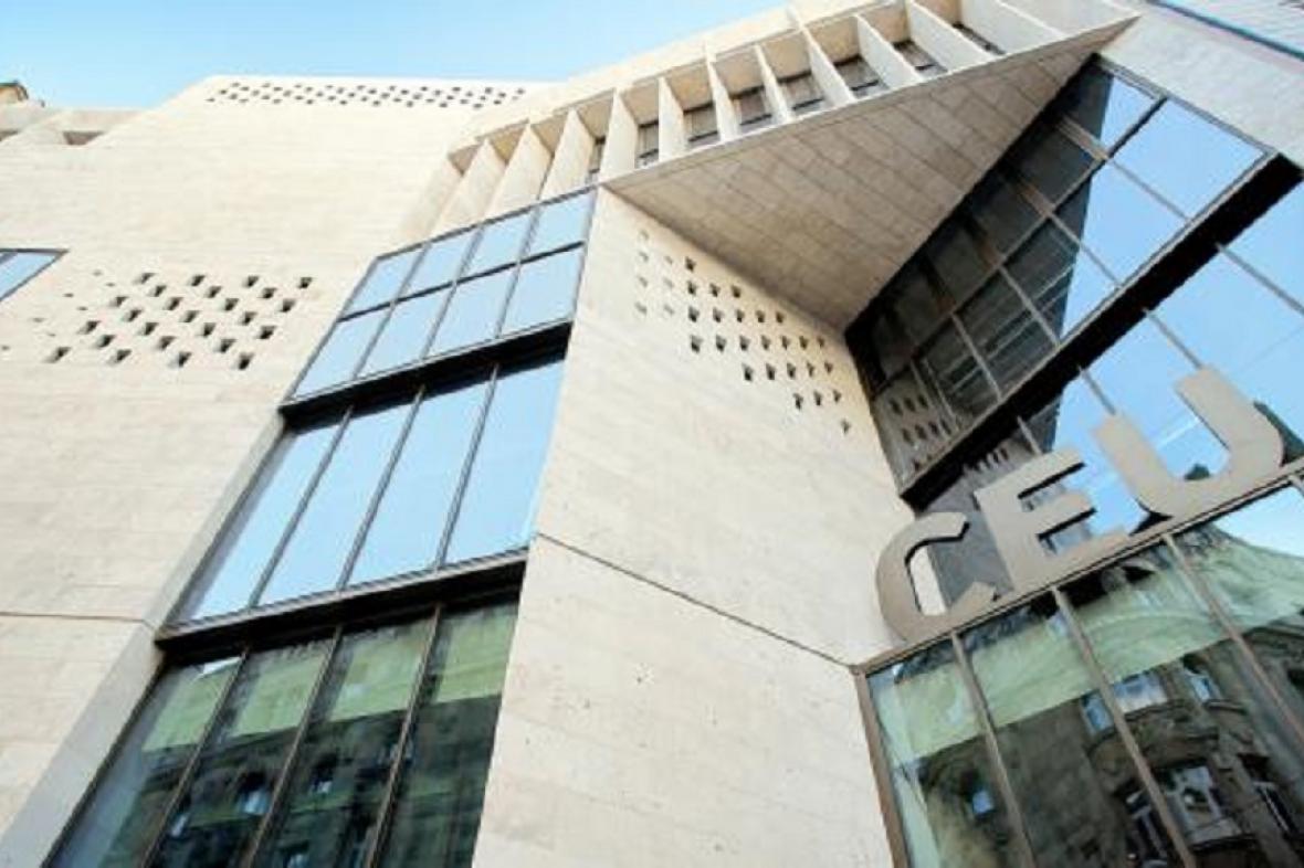 Středoevropská univerzita v Budapešti