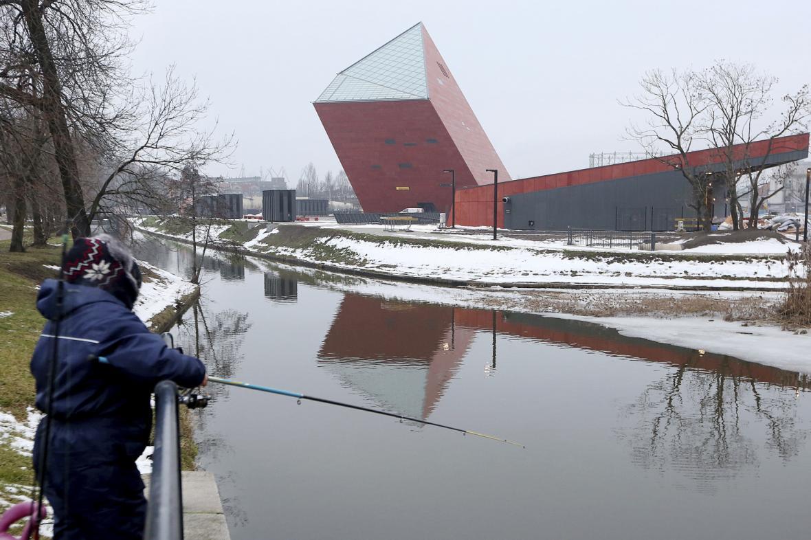 Muzeum II. světové války v Gdaňsku