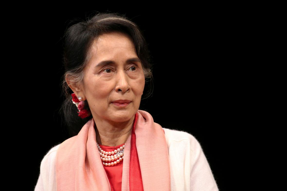 Su Ťij se stala synonymem boje za svobodu
