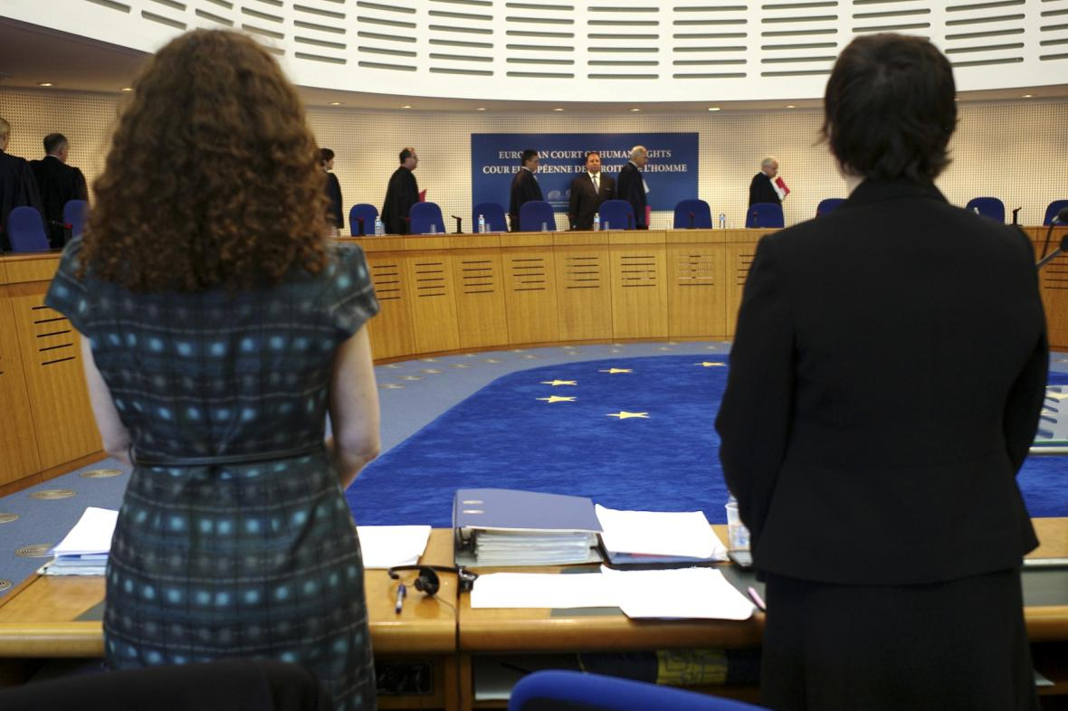 Slyšení před Evropským soudem pro lidská práva