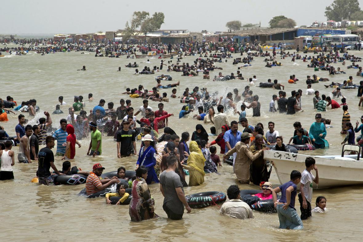 Vlna veder v Indii roku 2015
