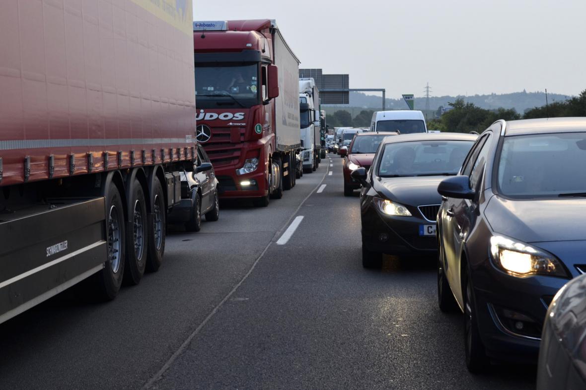O víkendu se uzavře další část dálnice