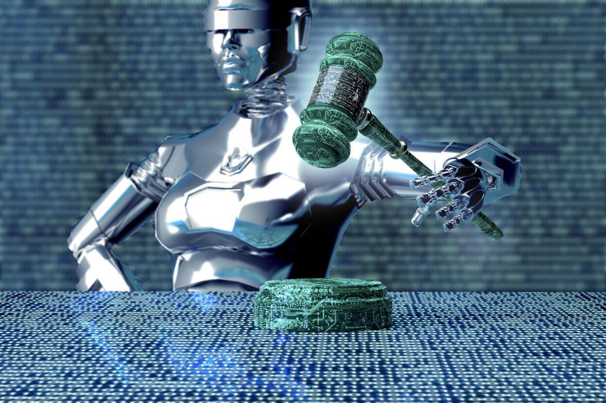 Robotický soudce