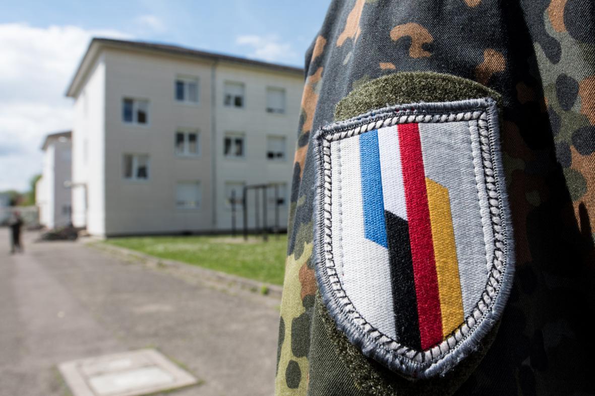 Příslušník 291. batalionu, ke kterému patřil i Franco A.