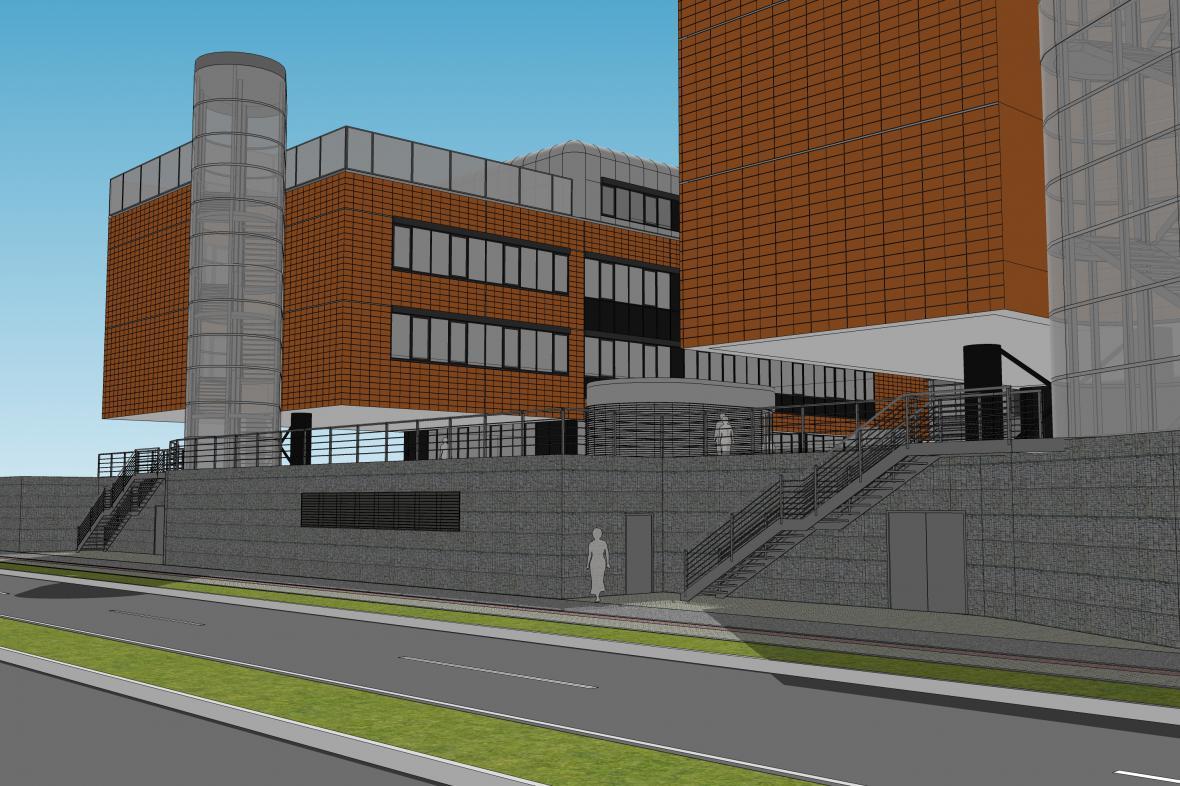 Nová biobanka v Brně