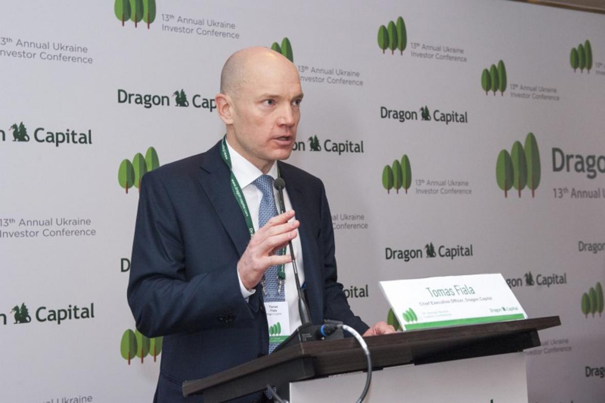 Jeden z nejbohatších podnikatelů na Ukrajině Tomáš Fiala