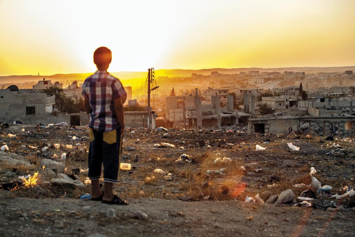 Syrské Kobani