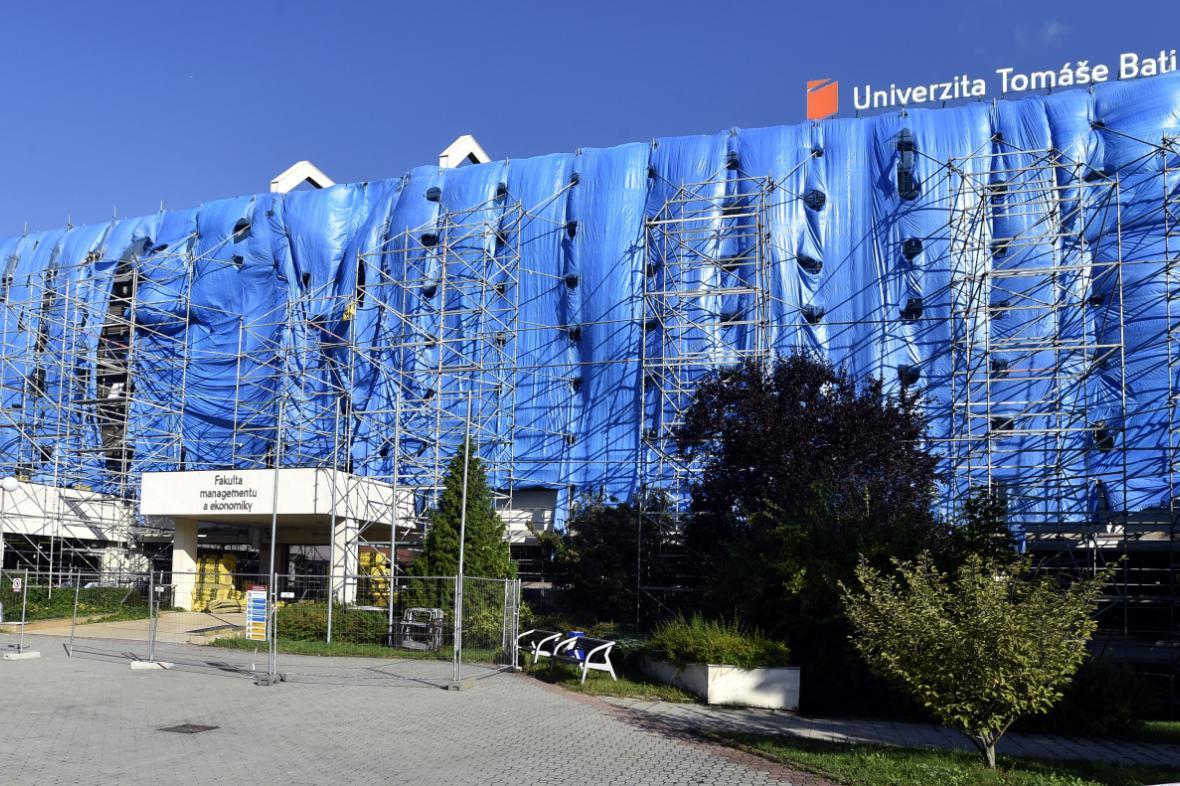 Univerzita Tomáše Bati získala 560 milionů