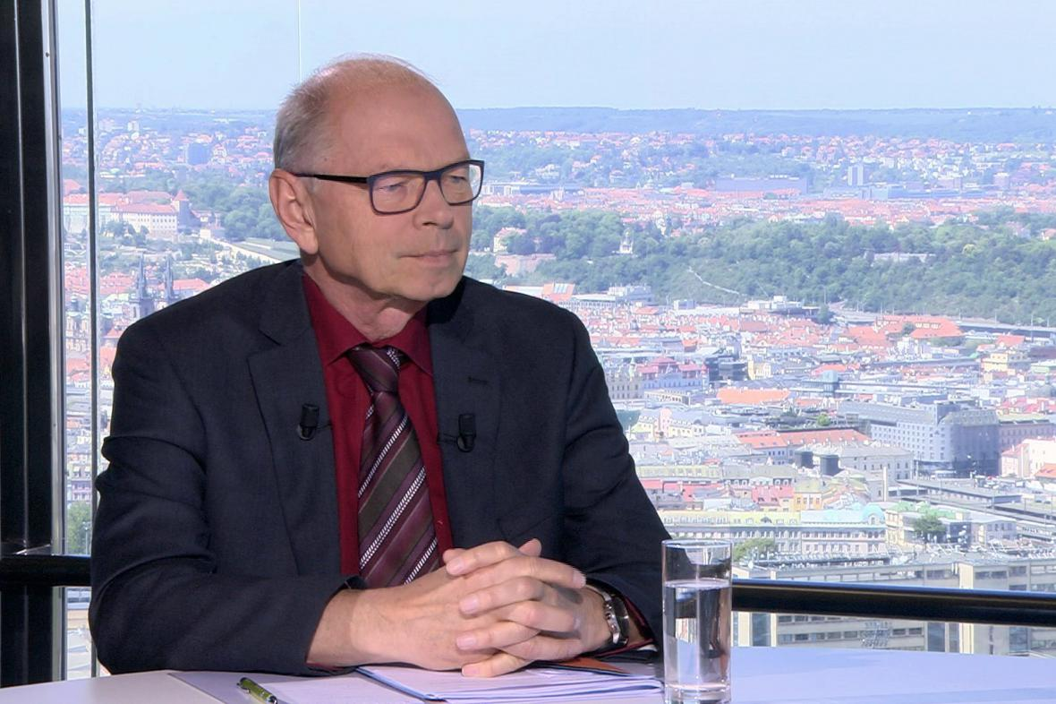 Ministr financí Ivan Pilný (ANO)
