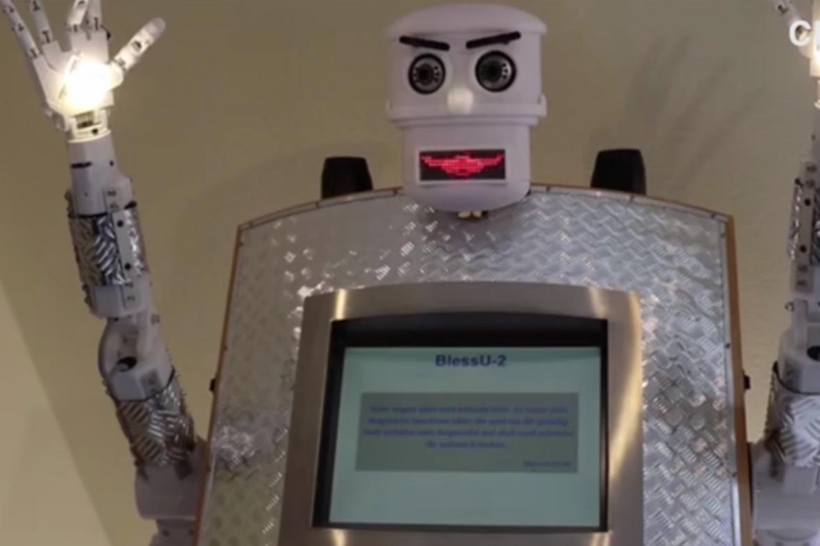 Robotický kněz