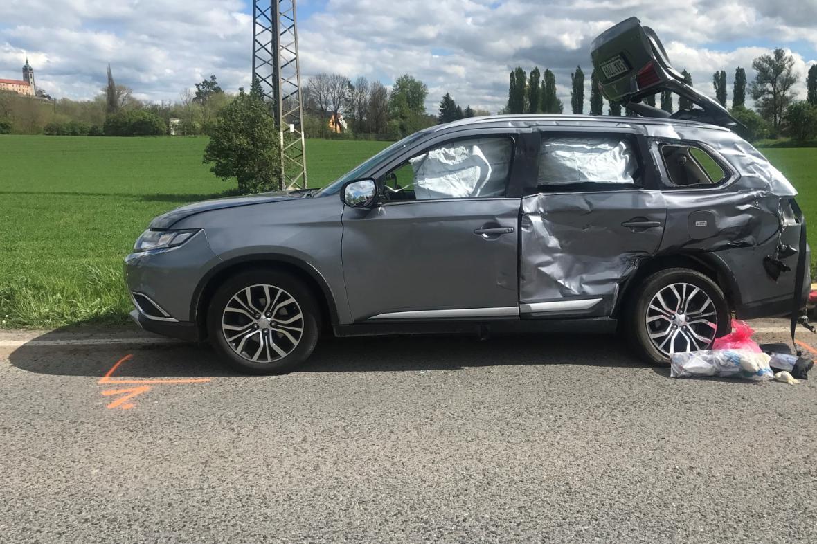 Nehoda u Brozánek