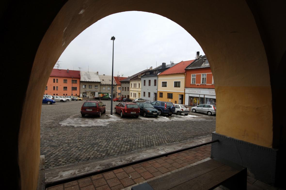 Klimkovické náměstí