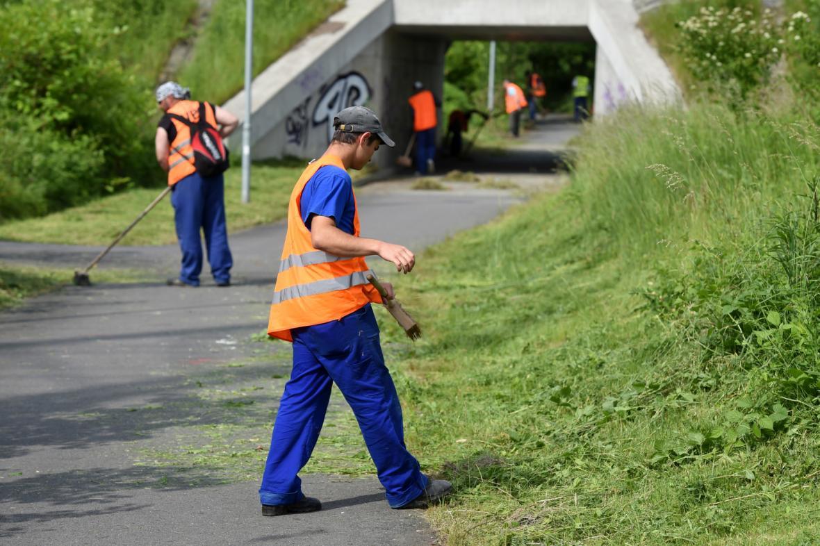 Veřejně prospěšné práce v Bohumíně