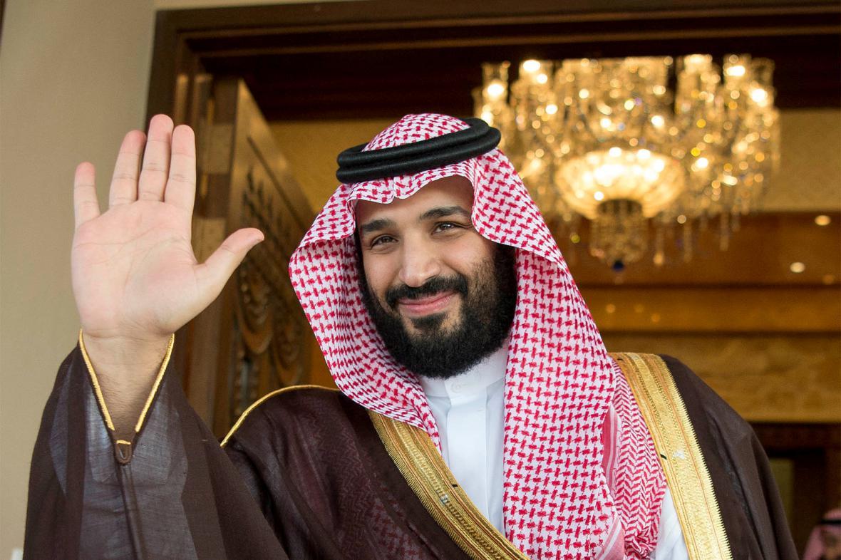 Muhammad bin Salmán