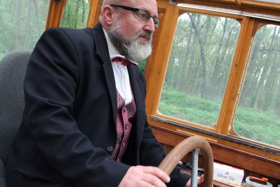 Starosta Mělníka Ctirad Mikeš (archivní foto)