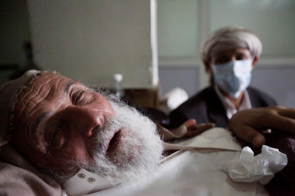 Epidemie cholery se v Jemenu dál šíří