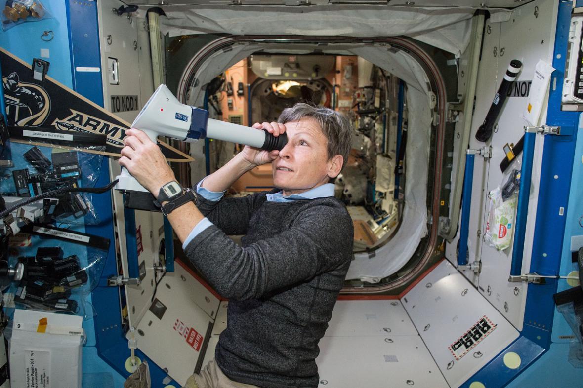 Výzkum na ISS