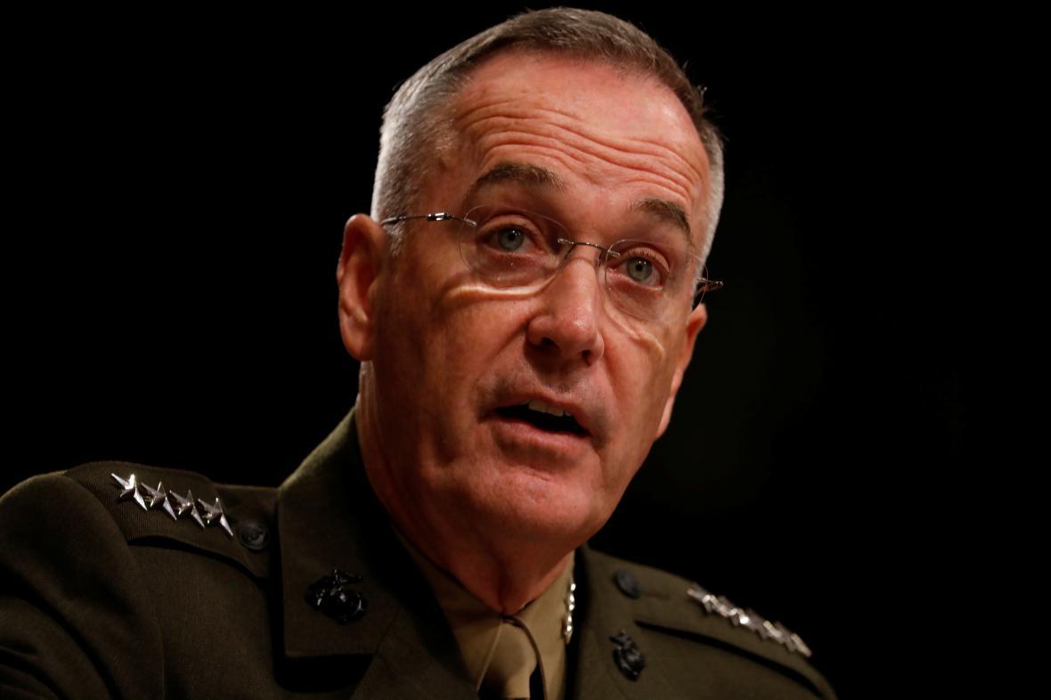 Generál Joseph Dunford