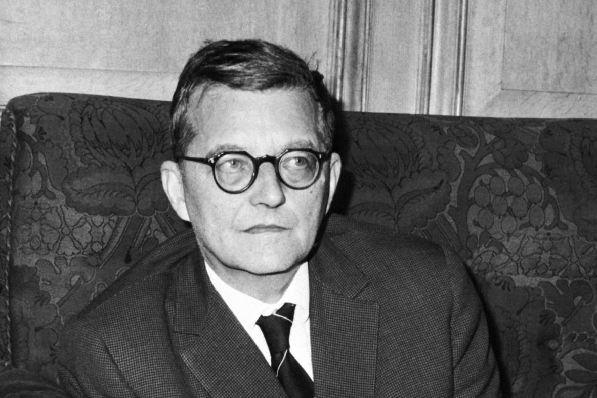 Dmitrij Dmitrijevič Šostakovič