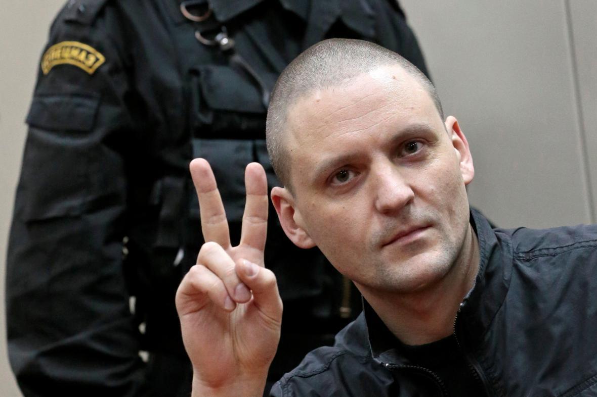 Sergej Udalcov (snímek z roku 2013)