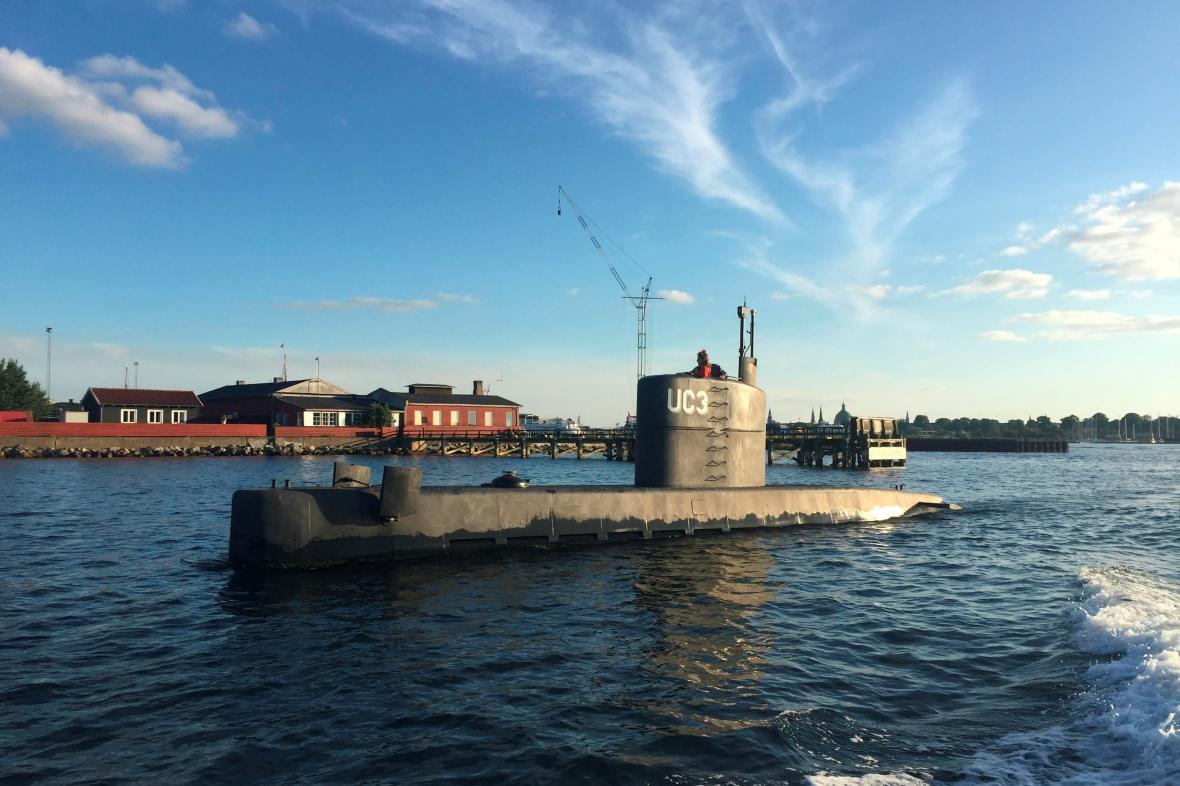 Soukromá ponorka U3C Nautilus