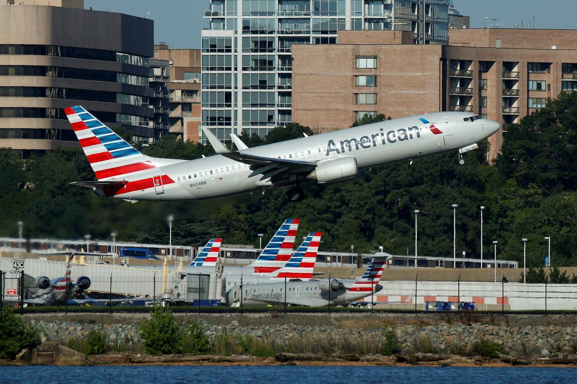 American Airlines zavedou přímé spojení mezi Prahou a Filadelfií.